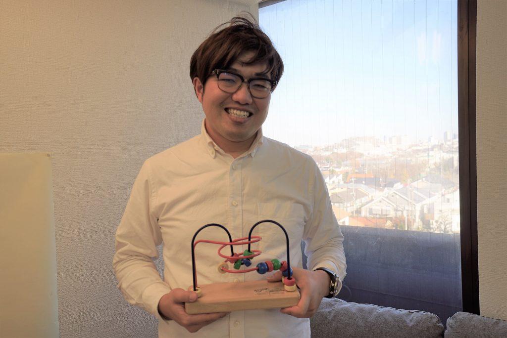 おもちゃのサブスクリプション「トイサブ!」代表の志田様