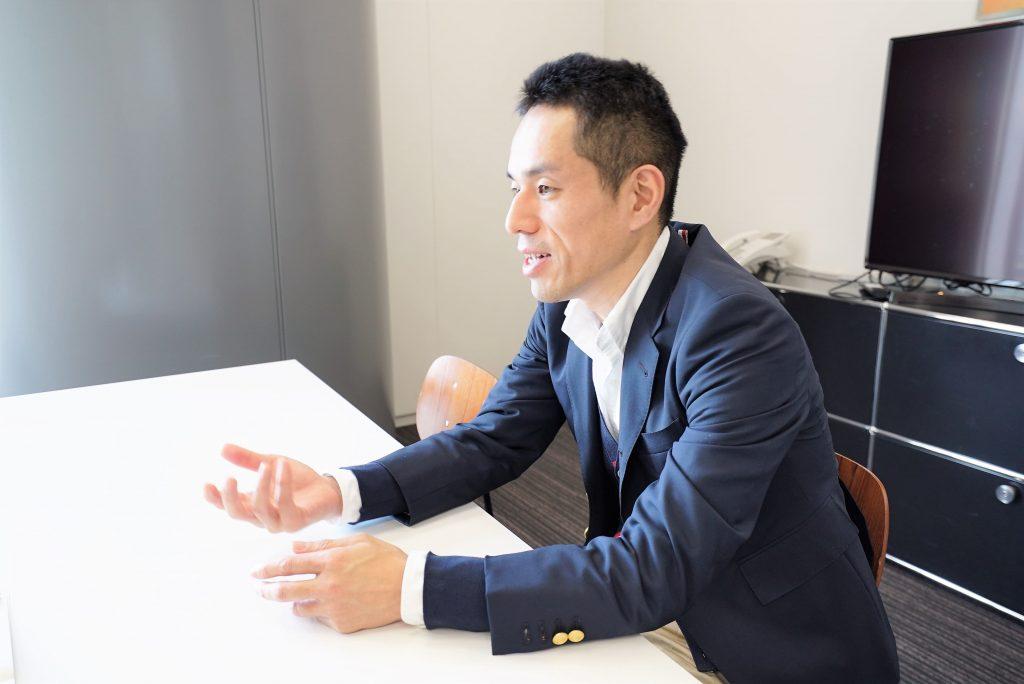 キャズムはまだ超えていない、と語る澤田氏
