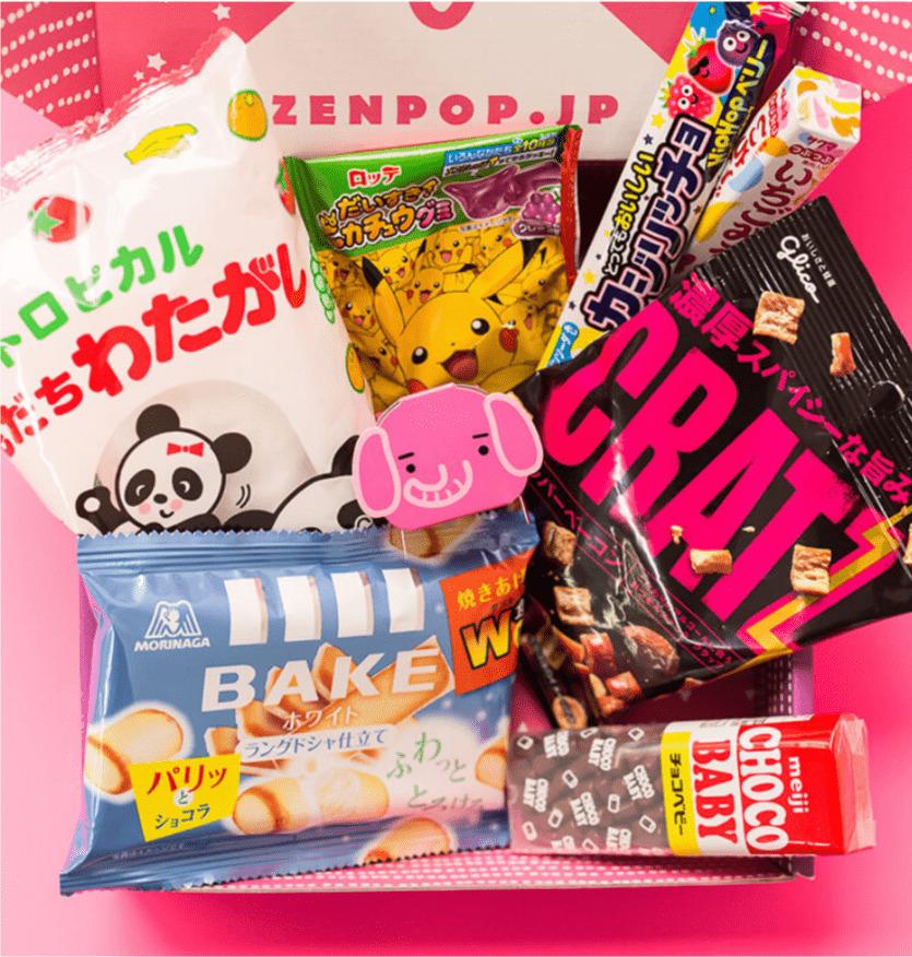 海外に日本製品の詰め合わせを届けるサブスクリプション『ZenPop』が発送数12,000個を突破