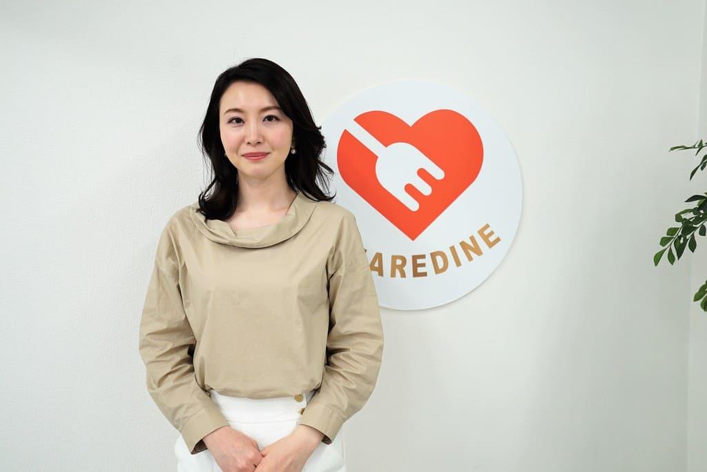 株式会社シェアダイン CEO 代表取締役 飯田陽狩氏