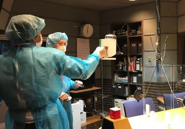 TBSラジオなどが導入、新型コロナ第2波に備えた浮遊菌検査や紫外線殺菌装置など定額プランで提供